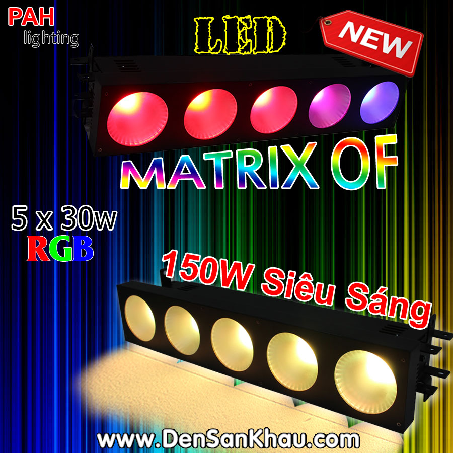 Matrix OF LED