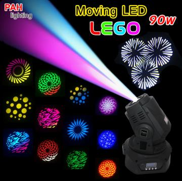 Đèn moving led Lego 90w