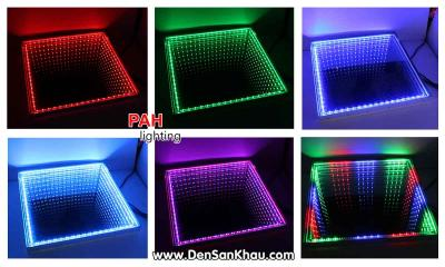 LED sàn Disco 3D 9