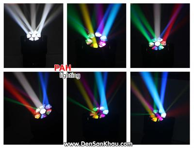 Đèn B EYE Moving 7 LED 10