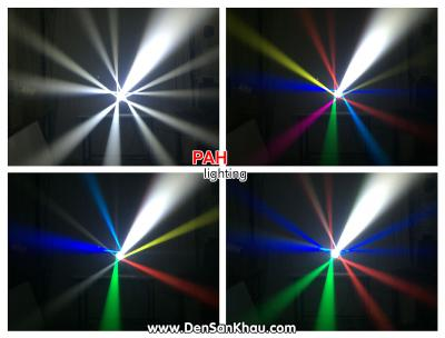 Đèn B EYE Moving 7 LED 19