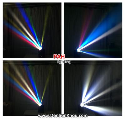 Đèn B EYE Moving 7 LED 20