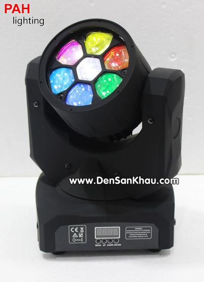Đèn B EYE Moving 7 LED 7