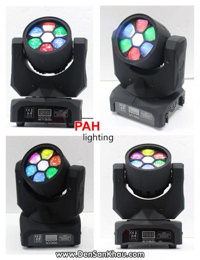 Đèn B EYE Moving 7 LED 9